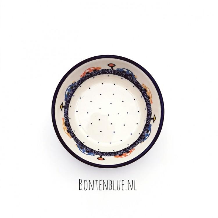 Pools Servies 017 Ø 12,3 cm 017