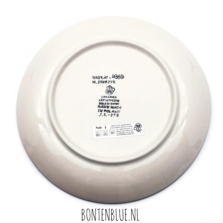 Pools Servies ♥ Ontbijt Ø 20 cm 086