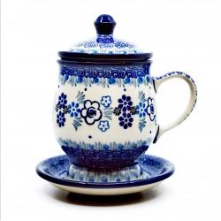 122/136 Mok voor losse thee 250 ml