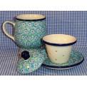 Pools Servies 122/136 Mok voor losse thee 250 ml 122