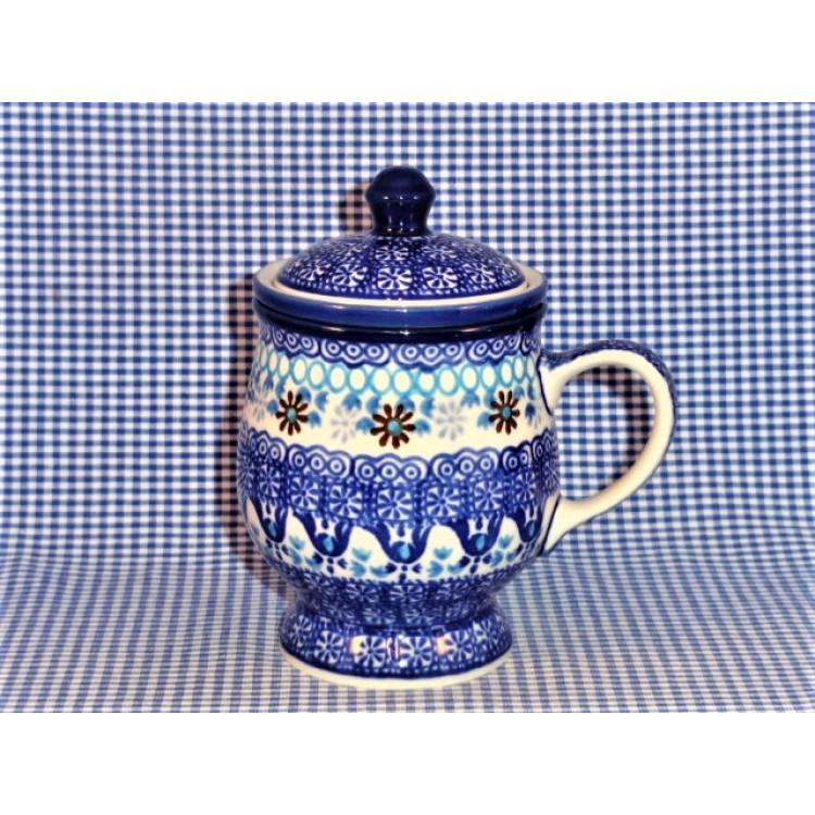 Pools Servies 122/136 Mok voor losse thee 250 ml 136