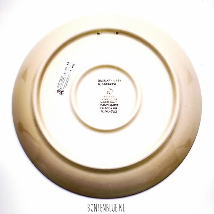 Pools Servies ♥ Diner Ø 26,5 cm 223
