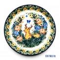 Pools Servies ♥ Gebak Ø 16 cm 261