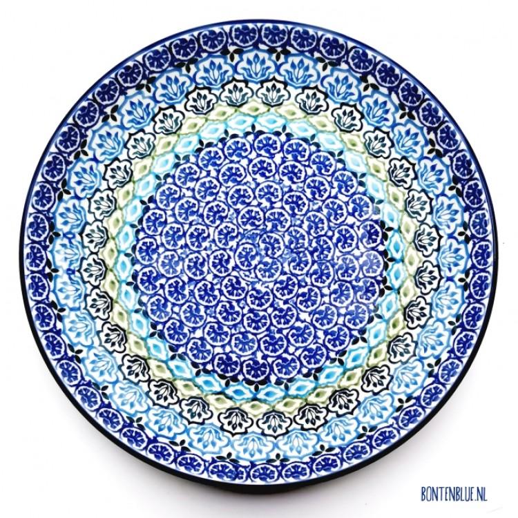 Pools Servies ♥ Lunch Ø 23,5 cm 266