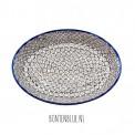 Pools Servies 297 21,5 x 30,5 cm XL 297