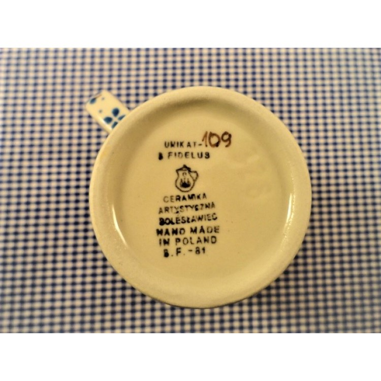 Pools Servies 328 Rechte mok 150 ml 328