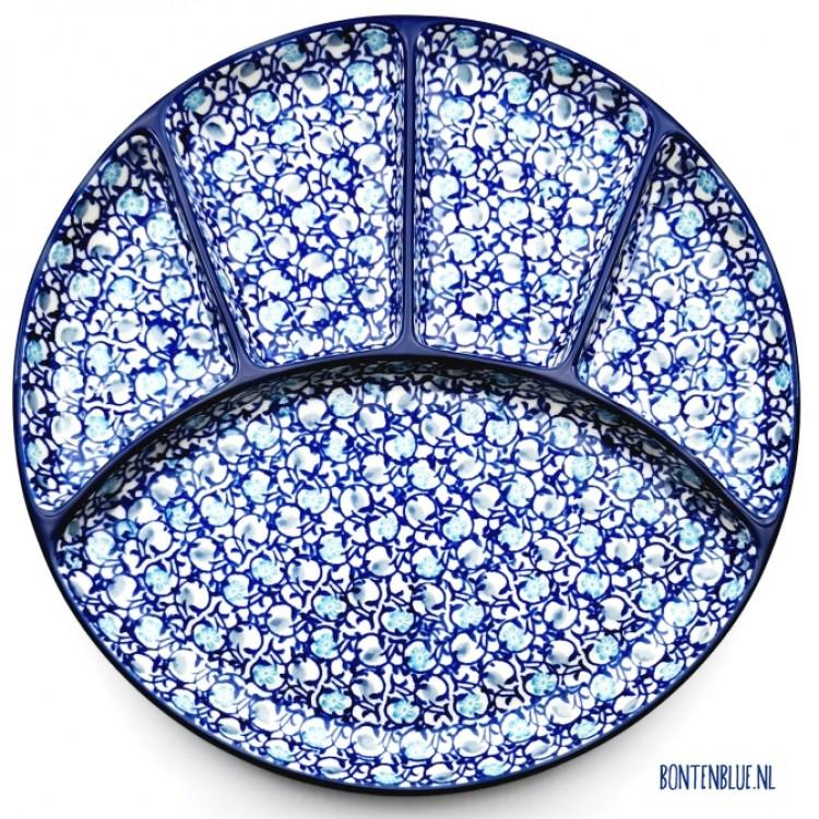 Pools Servies ♥ Fondue / Gourmet Ø 26 cm 498