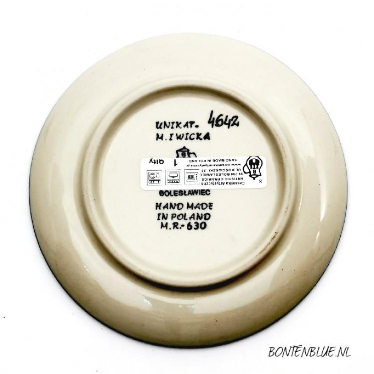 Pools Servies ♥ Cake Ø 12,3 cm D21