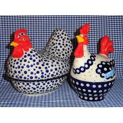 ♥ Kippen en kookboek standaards